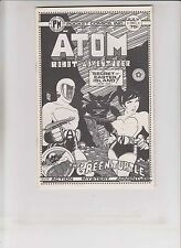 Atom: Robot Adventurer #1 VF/NM underground comix - pulp mania - july 1976