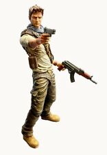 Flawed Box Uncharted 3 Nathan Drake Play Arts Kai Action Figure