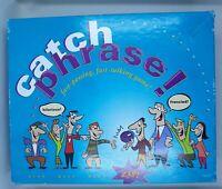 Vintage Catch Phrase Game Parker Brothers COMPLETE