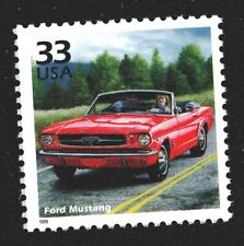 UNITED STATES SCOTT# 3188h MNH   FORD MUSTANG CONVERTIBLE