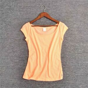 Ladies Active Wear Sports Short Sleeves T-Shirt Top Sz 10 to 14 Brand New
