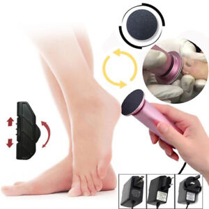 Foot Smoother Pedicure Electric Callus Remove Dead Skin Remover for Dry Hard Ski