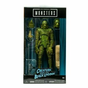 """Universal Monsters 6"""" Action Figure Creature From the Black Lagoon Horror"""