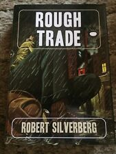 ROUGH TRADE Robert Silverberg crime fiction collection 1st trade HC PS PUB UK