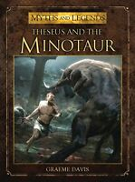 Theseus and the Minotaur (Myths and Legends), Davis, Graeme, New condition, Book