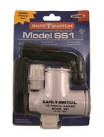 Rectorseal No. 97632 Safe-T-Switch SS1 Drain Safety Switch  With Clean-Out Tool