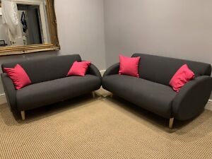 2 X 2 Seater Sofas,Play/ Waiting Room Excellent  Condition