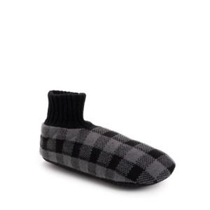 Mens Sock Top Slipper Socks Various Colors S-XL George NEW