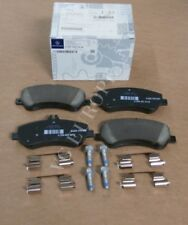 NEW Mercedes-Benz X204 GLK250 GLK350 GENUINE Front Brake Pad Set 0074207420 !!