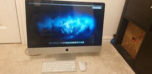 "Apple iMac A1312 27"" Desktop with Logic pro and Adobe Premiere Suite."