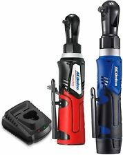 "Acdelco G12 series 12V 1/4"" & 3/8"" Ratchet Wrench Combo Tool Kit Arw1209-K9"