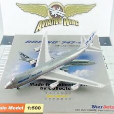 Starjets 1:500 SJBOE010 Boeing 747-400 House Colours Diecast