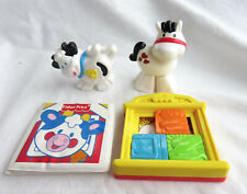 McDonalds Fisher-Price Toddler Farm Theme Toys - U3 / Under 3