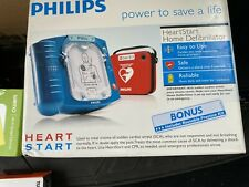 Philips Heartstart Home Defibrillator Aed M5068a 2023 Ships Free