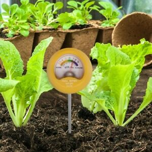 ACURITE pH SOIL LAWN YARD OUTDOOR FLOWER PLANT TEST METER GARDEN TESTER