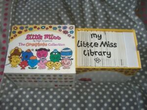 Little Miss Collection of 36 Books by Roger Hargreaves, boxed/complete