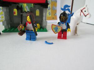 Lego 6041 Armor Shop (1986) Lion's Knights