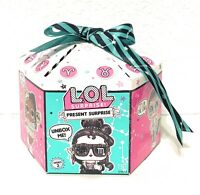 L.O.L. Surprise! Present Surprise Series 2 Glitter Shimmer Star Sign Themed Doll