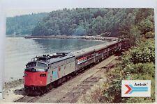 Train Railroad RR Amtrak Starlight Daylight Postcard Old Vintage Card View Post