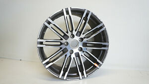 Porsche 958 Cayenne Rim Wheel Aluminium Turbo III Facelift 10J X 21 ET50 BR.43
