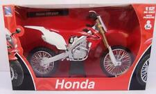 NEWRAY GIOCATTOLI 1:12 HONDA CRF250R Motocross Bici Modello