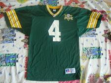 Vintage NFL 1993 Brett Favre #4 Green Bay Packers Russell Athletic Jersey Sz 46