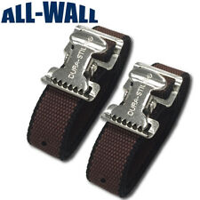Set of Two Ankle / Foot Arch Straps for Dura-Stilts, Pentagon, GoPlus, GypTool