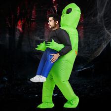 Halloween Alien Et Inflatable Suit Ghost Man Props Walking Show Costume Adult