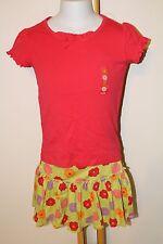 Gymboree Pretty Posies Girls Size 6 Basic Top Shirt NWT Floral Shirt NEW
