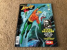#84 ALTER EGO comic book magazine AQUAMAN - STEVE SKEATES