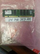 KINGSTON 512MB SD Desktop Modules 133   SDRam 133 168 pin 168-pin ram For Intel