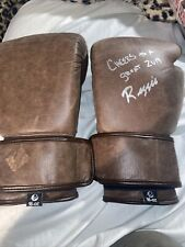 Ventage? Boxing Gloves Signed Buy Someone Not Sure Who