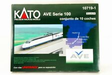 KATO N-Scale 10719-1 AVE Serie 100 10 car Set with Display UNITRACK RARE!!!!