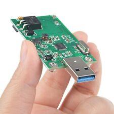 USB 3.0 to Mini PCIE mSATA SSD mSATA to USB 3.0 SSD Don't Need USB Cable