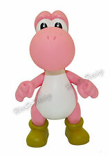 "5"" Kid Super Mario Brothers / Bros Yoshi Dinosaur Action Figure Figurine PVC Toy"