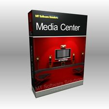 Media Center Home Cinema On Your Computer Software Program
