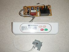 White Westinghouse Bread Maker Control Panel & Pcb & Sensor for Model Wwtr442