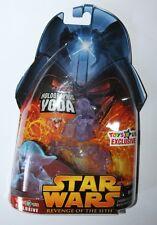 "Star Wars Rots Figura-holográfica Yoda ""Toys' r' Us Exclusivas"