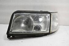 LHD Audi 100 S4 C4 Left Side Headlight Headlamp Hella 140505-00 Scheinwerfer