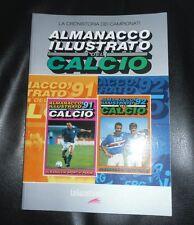 La Raccolta Completa Degli Album Panini Almanacco 91 92 Gazzetta Dello Sport
