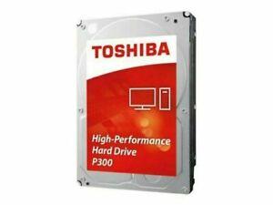 Toshiba P300 Festplatte 1TB 2TB 3TB 4TB intern 6Gb/s 5400-7200rpm 64-128MB Cache