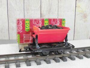LGB (4043)  FIELD RAILROAD TIPPLE CAR  (01)