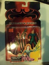 Batman and robin, jungle venom poison ivy