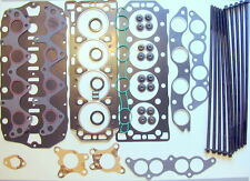 ROVER STREETWISE 1.4 1.6 1.8 UPRATED MLS HEAD GASKET SET AND CYLINDER HEAD BOLTS