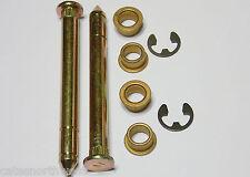 DOOR HINGE PIN/BUSHING KIT!1980-98 FORD TRUCK LIGHTNING BRONCO F150 F250
