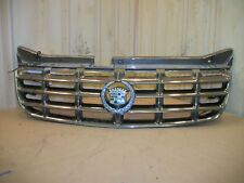 1999 Cadillac Catera OEM chrome grille GM90541036