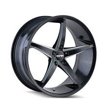 "20"" Touren TR70 Wheel Rim - Black 20x8.5 5x114.3 5x4.5 35 3270-2865B35"