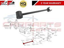 Para Nissan Xtrail X-Trail T30 Trasero Brazo De Suspensión Seguimiento Control Barra Bar Bush