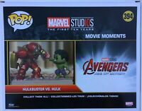 HULKBUSTER VS Marvel Studios Fall Convention Exclusive NIB HULK Funko Pop