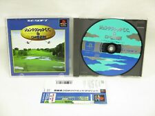 PS1 JUN CLASSIC CC and ROPE CLUB with SPINE CARD * Playstation JAPAN Game p1